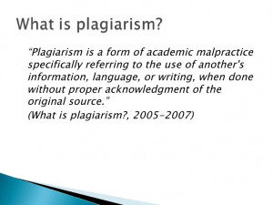 Direct Quotes Plagiarism ~ Plagiarism Direct Quotes And Paraphrasing ...