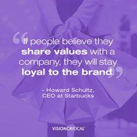 brand #loyalty #advocacy