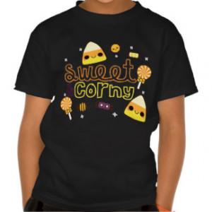 Sweet and Corny Treats T Shirt