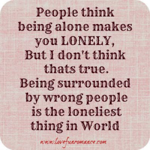 Lonely Quotes Loneliness