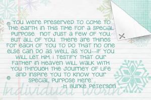... best quote ever http ldsinfertility blogspot com 2011 04 best quote