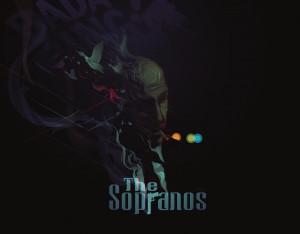 Funny Picture The Sopranos Title Gun Wanna Joke