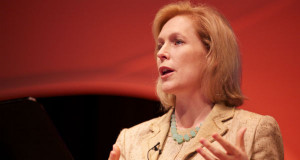 Senator Kirsten Gillibrand (D-N.Y.) is one of the sponsors of the bill ...