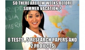 Related Pictures summer vacation rage comic spanish french japanese ...