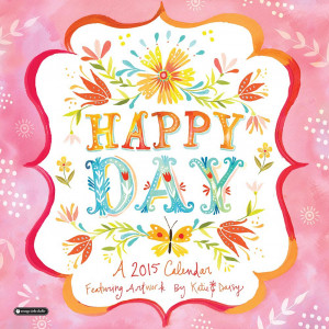 Home > Obsolete >Happy Day 2015 Wall Calendar
