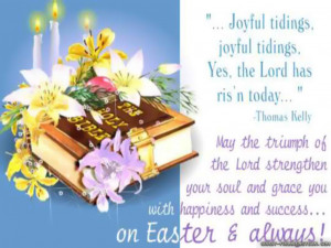 Joyful Quotes for Easter Sunday