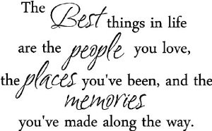 Quotes About Family Memories