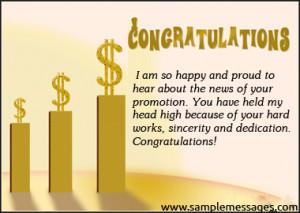 Congratulation for sister Success: