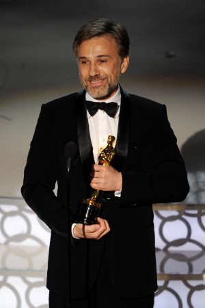 ... Supporting Actor Christoph Waltz Press Room Quotes 2010-03-07 22:04:00