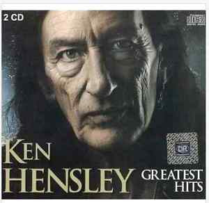 KEN HENSLEY Greatest Hits 2CD Digipak