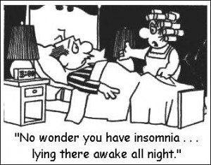 Insomnia - here we go again...