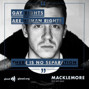 "equal rights. There it's no separation"". #LGBT #HumanRights #Quotes ..."