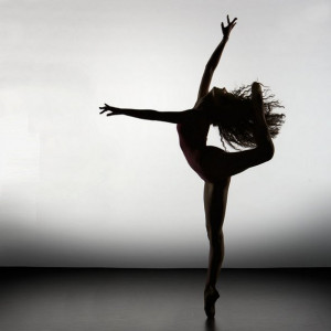 ... beautiful slhouette 14 in Incredible Beautiful Silhouette of Ballet