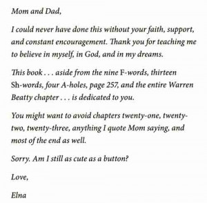 thesis dedication to parents Did you dedicate your thesis / dissertation to anyone and personal which mentioned dp,parents this thesis is dedicated to two strong and loving women who.