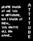 Attitude quotes, motivational quotes, negative attitude quotes