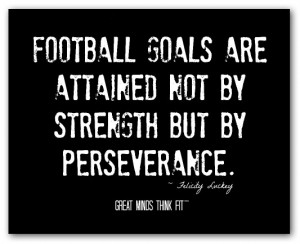 Strength and Perseverance Quote