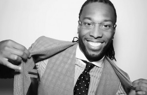 """Larry Fitzgerald """"You don't need a lot of money to dress well. You ..."""