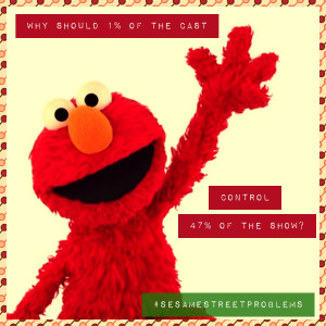 Sesame Street Quotes Elmo Elmo owns sesame street!