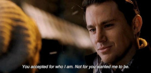 Galleries: Channing Tatum Quotes About Life , Channing Tatum Quotes ...