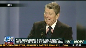 Fox News PREDICTS Surprise 'HOLOGRAM of RONALD REAGAN' at RNC