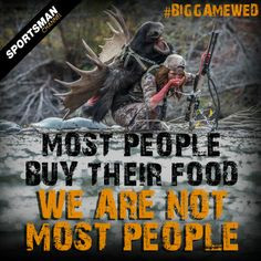 Hunting #BigGameWed #WildGame More