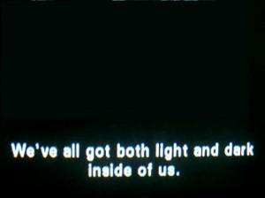 black and white, dark, light, quote, sirius black, text, type