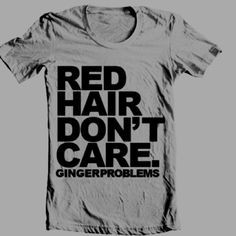 ... rocks funny red head red head shirt red heads funny red hair funny