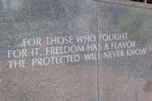 Vietnam Veterans Memorial Quotes