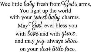 Little Baby Boy Quotes