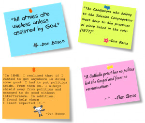 Don Bosco Quotes by sugar-muffins
