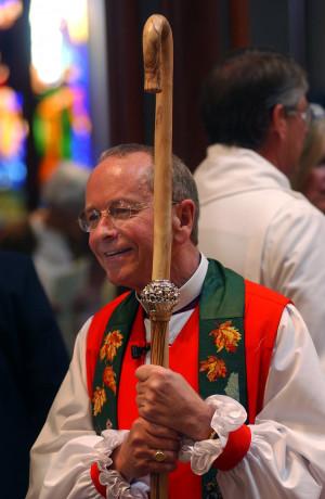 The Rt. Rev. V. Gene Robinson