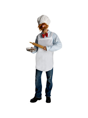 ... about Men's Muppets Swedish Chef Adult Halloween Costume (Size - STD