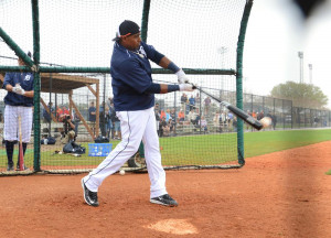 Yoenis Cesdpeds wants to be with Detroit Tigers 'for many years' - MLB ...