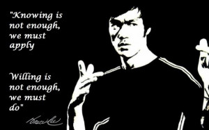 Bruce Lee Motivational Quote Wallpaper; bruce, exercise, gtm, lee ...