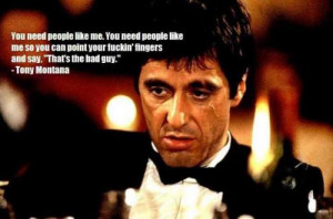 Scarface Quotes Who Do I Trust Me Shared by K OS