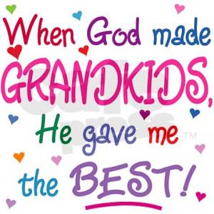 Love My Grandkids Quotes