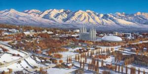 Great Salt Lake: Valley Emigration Square