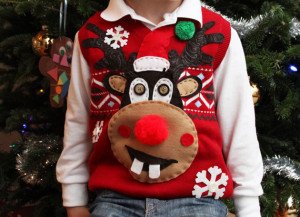 Ugly Christmas Sweaters Are This Winter's Most Chased Items