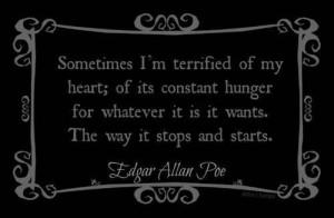 Edgar allan poe love quotes tumblr