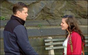 Matt Damon, Anna Pacquin in Kenneth Lonergan's Margaret
