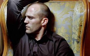 Jason Statham in Chair