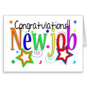 congratulations_new_job_greeting_card_new_job ...