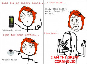 Funny Energy Quotes Drink