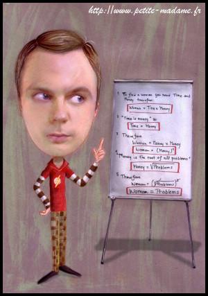 Sheldon - Big Bang Theory by Petite-Madame
