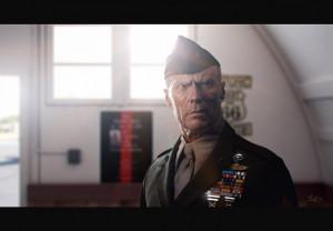 CGTalk - Gunnery Sergeant Thomas Highway, Stanislav Klabik (3D)