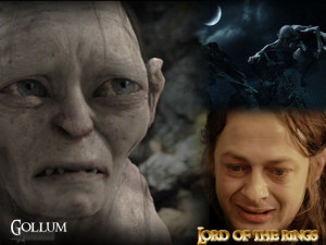 Search result for lord of the rings gollum quotes