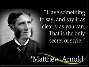 ... great Victorian poet.