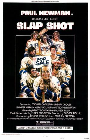 Slapshot Movie Movie posters