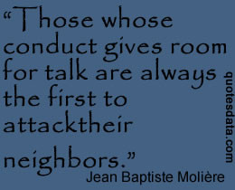 quotes about hypocrites in church Those whose conduct gives