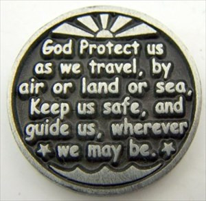 derek's travelers prayer